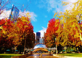 Chicago Tours in fall is beautiful